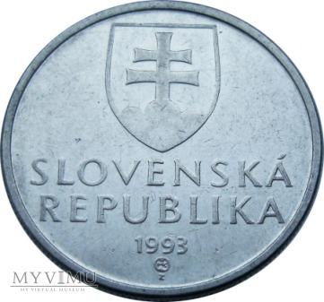 5 Koron Słowackich, 1993 rok.