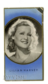 Bunte Filmbilder 1936 Lilian Harvey