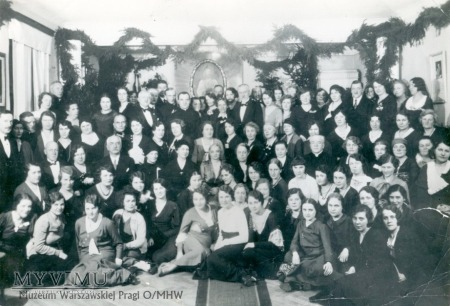 Z okazji 25-lecia szkoły H.Rzeszotarskiej