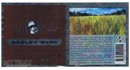 Duże zdjęcie nils oscar barley wine