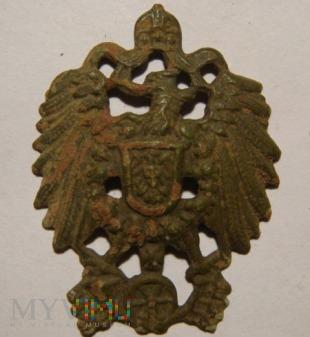 Orzeł z czapki listonosza, Cesarstwo Niemieckie