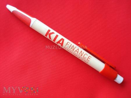 Długopis KIA FINANCE