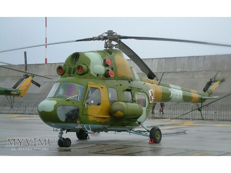 PILOT ŚMIGŁOWCA MI - 2