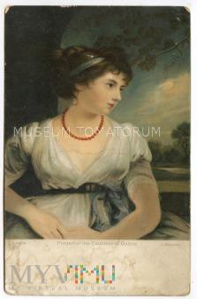 Hoppner - Portret hrabiny z Oxfordu