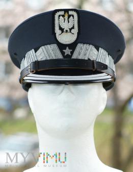 Czapka generała Sił Powietrznych