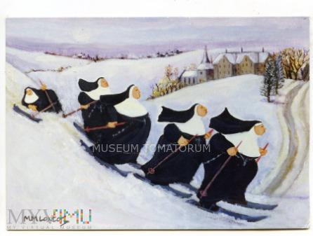Duże zdjęcie Loxton - Boże Narodzenie w zakonie