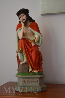 Duże zdjęcie Chrystus Frasobliwy