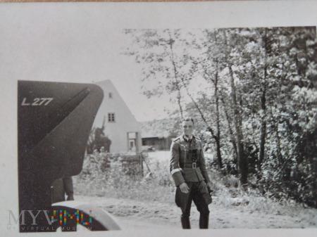niemiecki kawalerzysta 1939