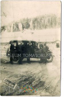 Ojców - pamiątka z wycieczki - 1930 rok