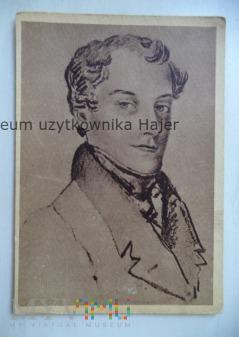 Konrad Rylejew - kartka pocztowa
