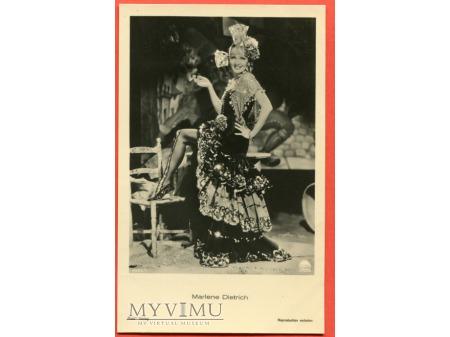 Marlene Dietrich Verlag ROSS 9096/1