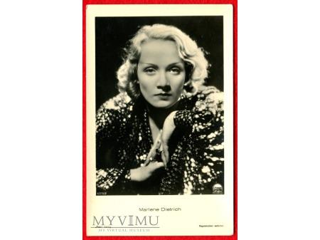 Duże zdjęcie Marlene Dietrich Verlag ROSS 6315/2