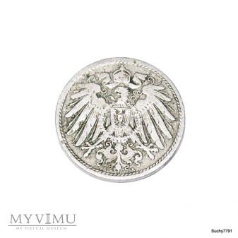 10 Fenigów Cesarstwo Niemieckie