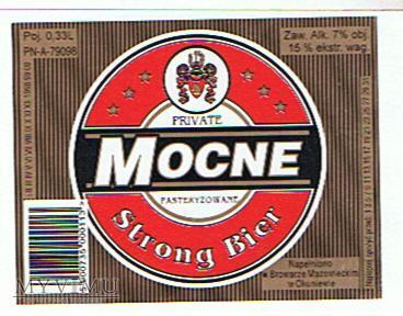 mocne strong bier