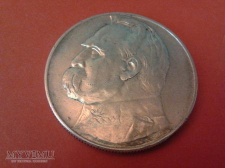 10 złotych 1935 Józef Piłsudski