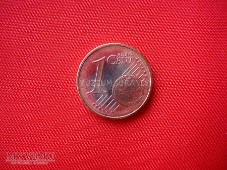 1 euro cent - Niemcy