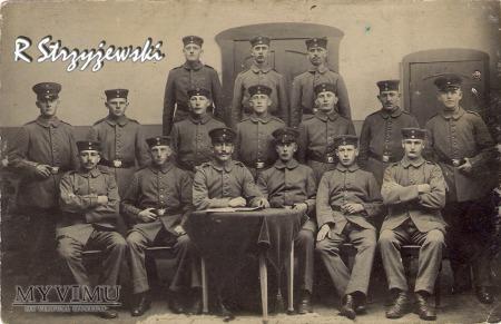 14 Pułk Piechoty im Graf Schwerin Bydgoszcz 1916