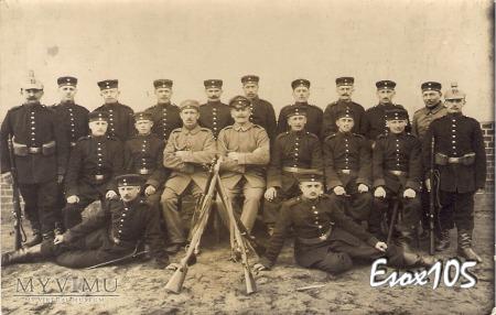 19 Pułk Artylerii Pieszej (2Saksoński) Poznań 1915