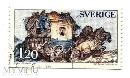 Szwecja, Czesław Słania, Eigil Schwab 1971