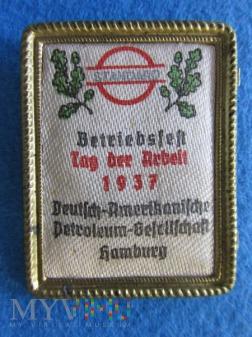 Niemiecko-amerykańska odznaka