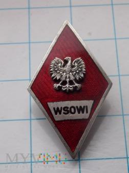 Wyższa Szkoła Oficerska Woisk Inżynieryjnych -Wz.1