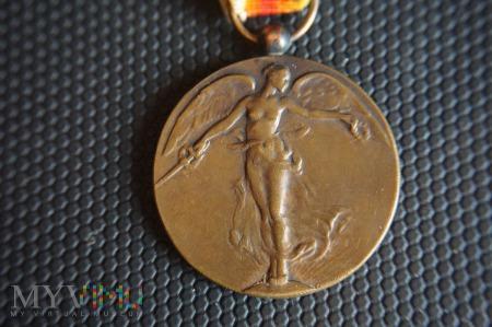 Medal Zwycięstwa 1914 - 1918 - Belgia