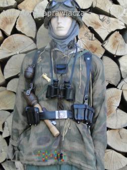 Manekin całopostaciowy grenadier panzer