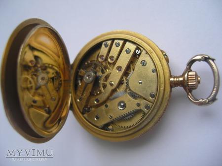 Zegarek kieszonkowy,złoty, Paweł Bure