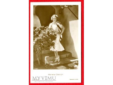 Duże zdjęcie Marlene Dietrich Verlag ROSS 5756/1