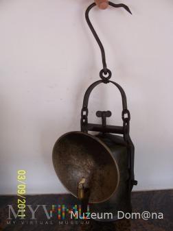LAMPA GÓRNICZA KARBIDOWA TYP 905/1 ROK 1924