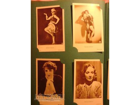 Album Strona Marlene Dietrich Greta Garbo 18