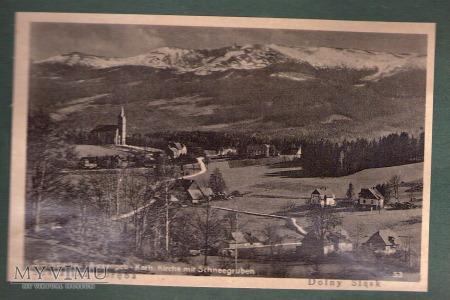 Widoki z Karkonoszy, karta IV