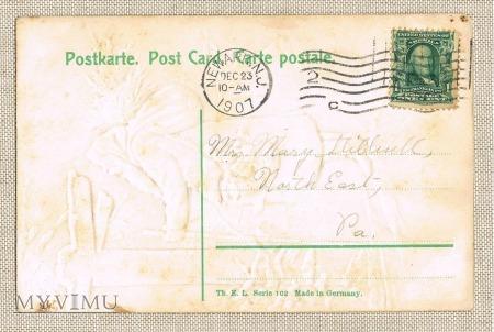 1907 Mikołaj i dziadek do orzechów