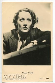 Marlene Dietrich MARLENA JOSPE Holandia nr 434