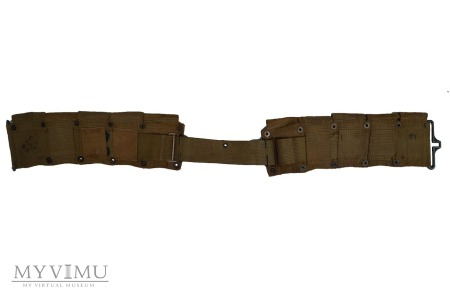 Pas amunicyjny Belt, Cartridge, Dismounted, M-1923