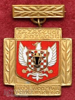 Za Zasługi w Rozwoju Województwa Poznańskiego