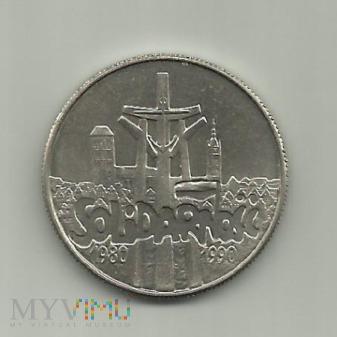 Polska 10000 złotych, 1990