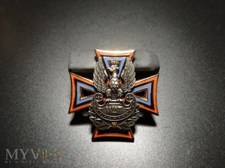 Numerowana odznaka WAT