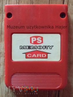 PS MEMORY CARD