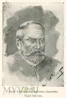 Tągoborski Piotr - starosta chęciński