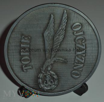 Cichocimni 316 Bohaterów Tobie Ojczyzno medal