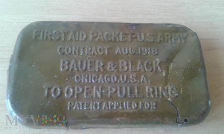 pakiet pierwszej pomocy - US Army używany w WP