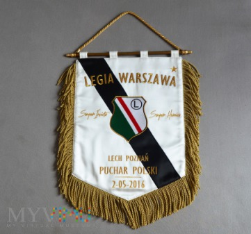 2016 / Legia - Lech Poznań / Finał Pucharu Polski