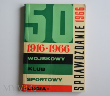 Sprawozdanie za rok 1966