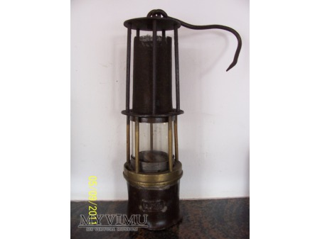 LAMPA BENZYNOWA -WILHELM SEIPPEL ZL 630A