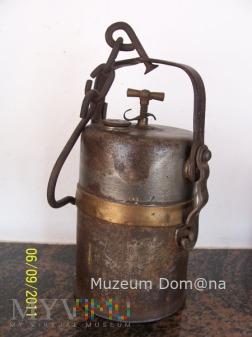 LAMPA GÓRNICZA KARBIDOWA- HERMANN HESSE, NURNBERG