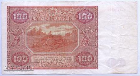 100 złotych - 1946.
