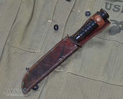 Nóż fighting knife Mk.2 KA-BAR USMC