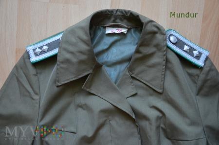 Grenztruppen DDR: Płaszcz letni kobiecy