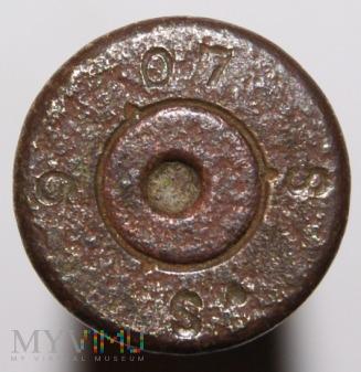 Łuska karabinowa 7,92x57 mm Mauser 07/S/.S/9
